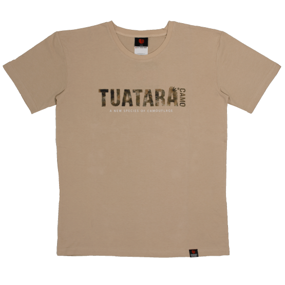 Men's Hunting Tuatara Camo Alpine T-Shirt