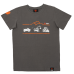 Kid's Rural Machinery Tee