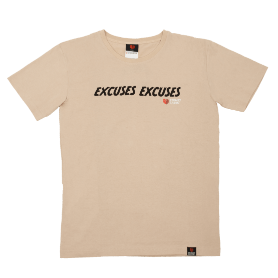Men's Hunting Fishing Excuses T-Shirt