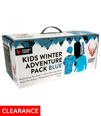 Kid's 5 Piece Winter Adventure Pack
