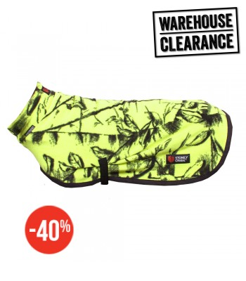 Jones Dog Coat - Lime