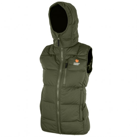Women's Thermolite Hooded Vest