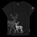 Women's Geo Deer T-Shirt