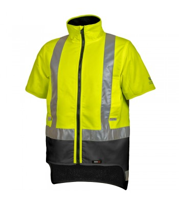 Hi Vis Rammer Jacket - Yellow